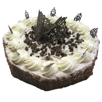 Šlehačkový dort - Narozeninové dorty Praha