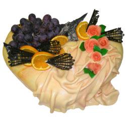 Srdce pro maminku - Narozeninové dorty Praha