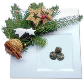 Kokosové kuličky - vánoční cukroví prodej Praha