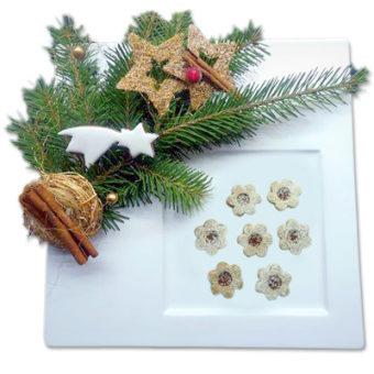 Linecké cukroví - vánoční cukroví prodej Praha