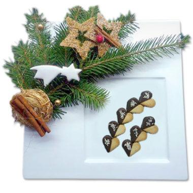 Pařížské srdce - vánoční cukroví prodej Praha
