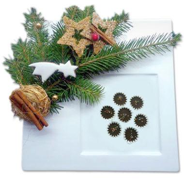 Šohajky - vánoční cukroví prodej Praha