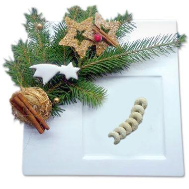 Vánoční rohlíčky - vánoční cukroví prodej Praha