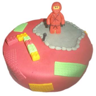 Dětský dort Lego - dětské dorty Praha