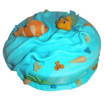 Dětský dort Nemo - dětské dorty Praha