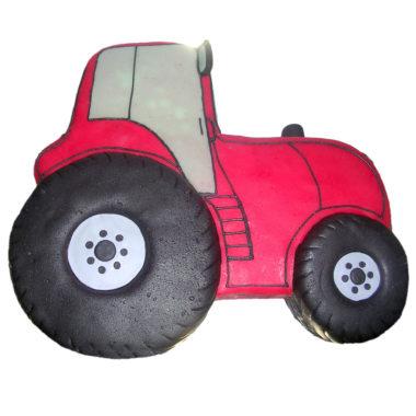 Dort Traktor - dětské dorty Praha