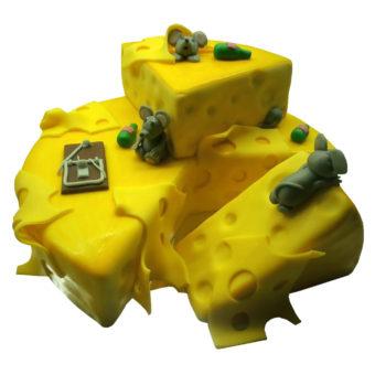Sýr smyšičkami