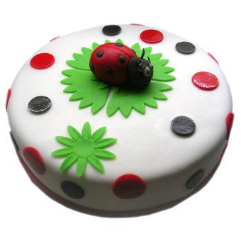Dětský dort Beruška - dětské dorty Praha