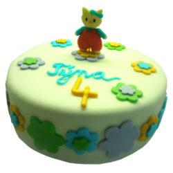 Dětský dort Hello Kitty - dětské dorty Praha