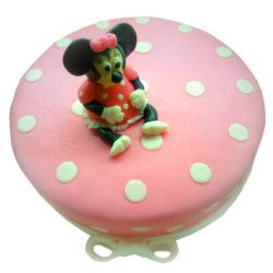 Dětský dort Minnie - dětské dorty Praha