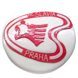 Narozeninový dort HC SLAVIA