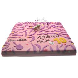 Narozeninový dort MONSTER HIGH