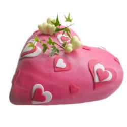 Narozeninový dort Srdce - narozeninové dorty Praha
