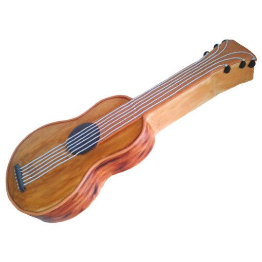 Narozeninový dort kytara - narozeninové dorty Praha