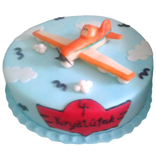 Dětský dort Prášek Skočdopole