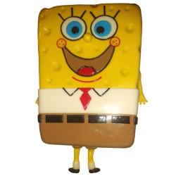 Dětský dort SpongeBob