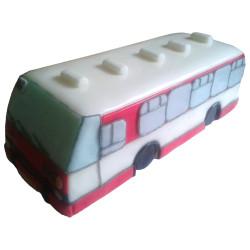 Dětský dort Autobus