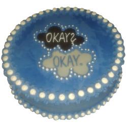 Dětský dort Okay Okay