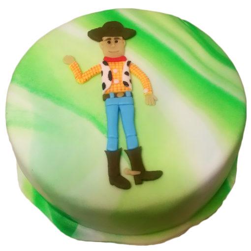 Dětský dort Woody
