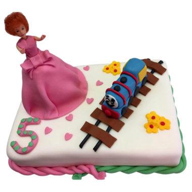 Dětský dort pro kluka a holku